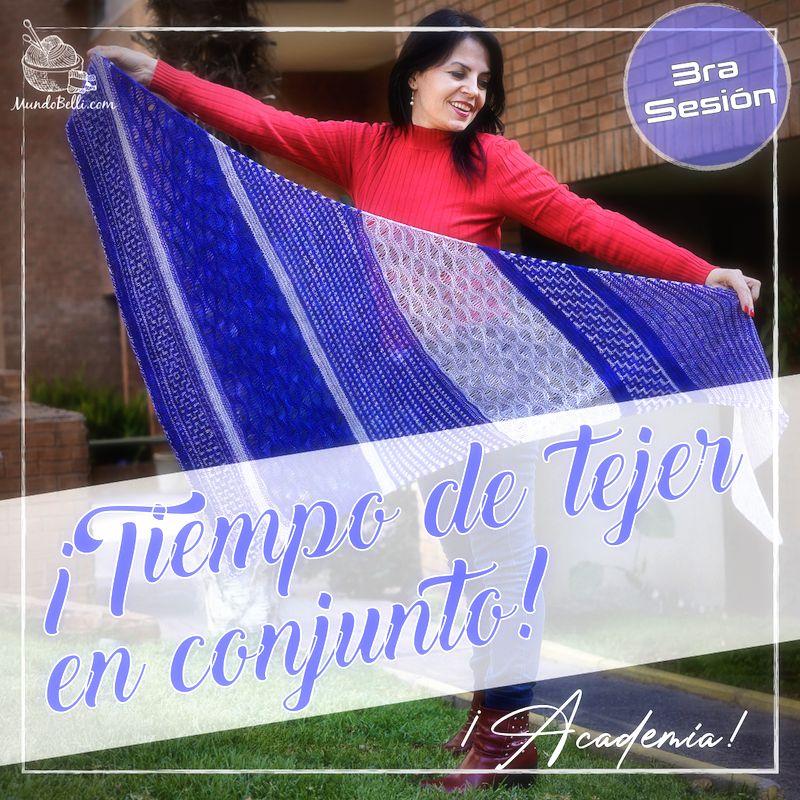 MundoBelli | Tiempo de tejer en conjunto | KAL