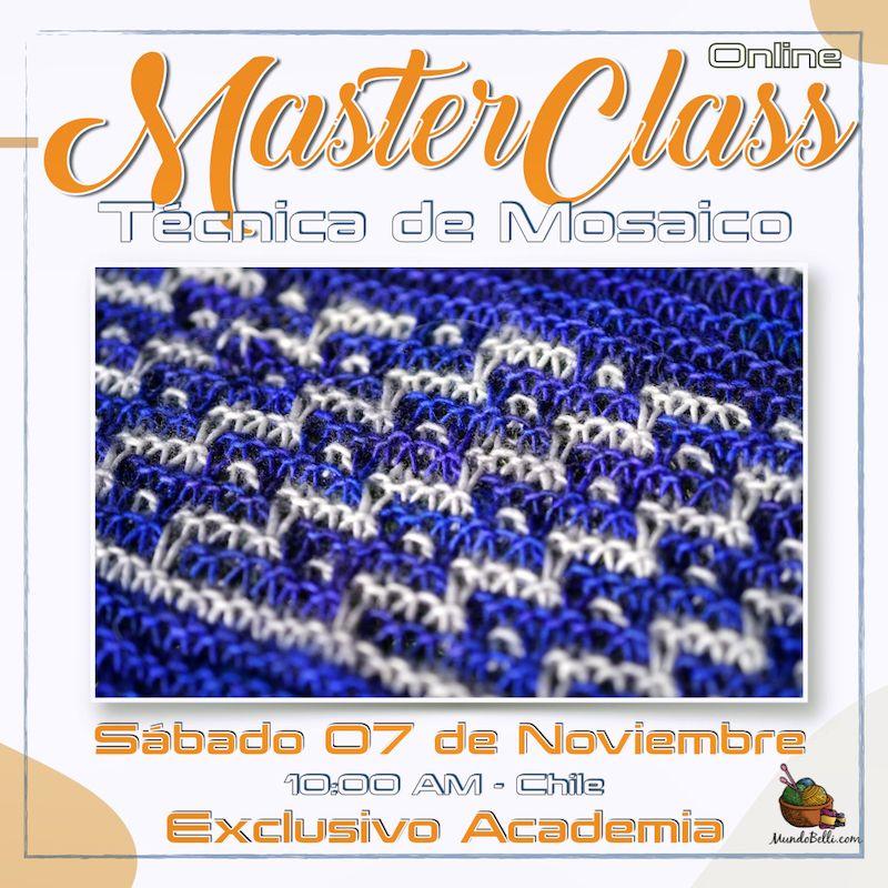 MundoBelli | Tecnica de Mosaico Masterclass